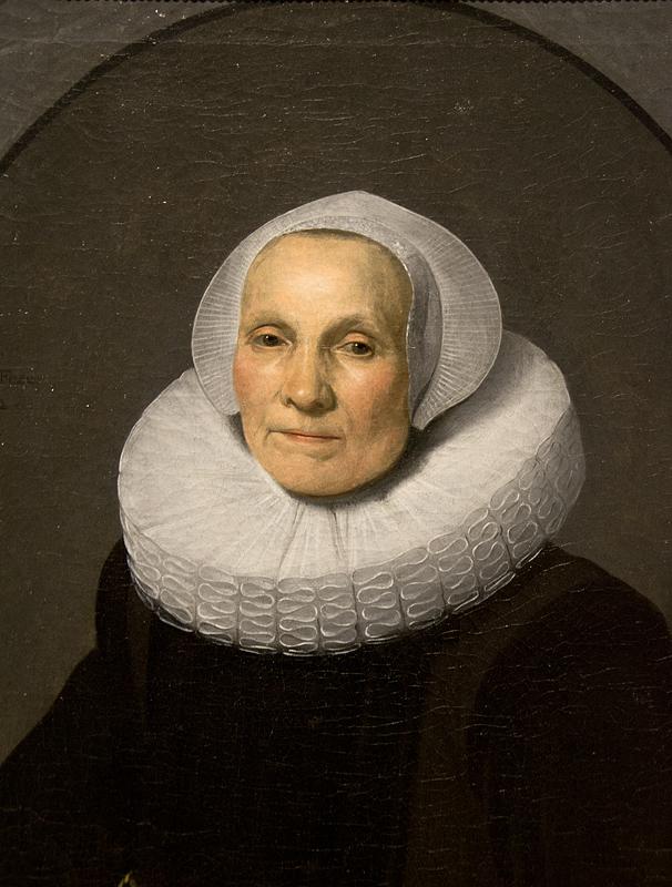 Hessisches Landesmuseum Darmstadt, Harmen de Bye, Bildnis einer 64-jährige Dame