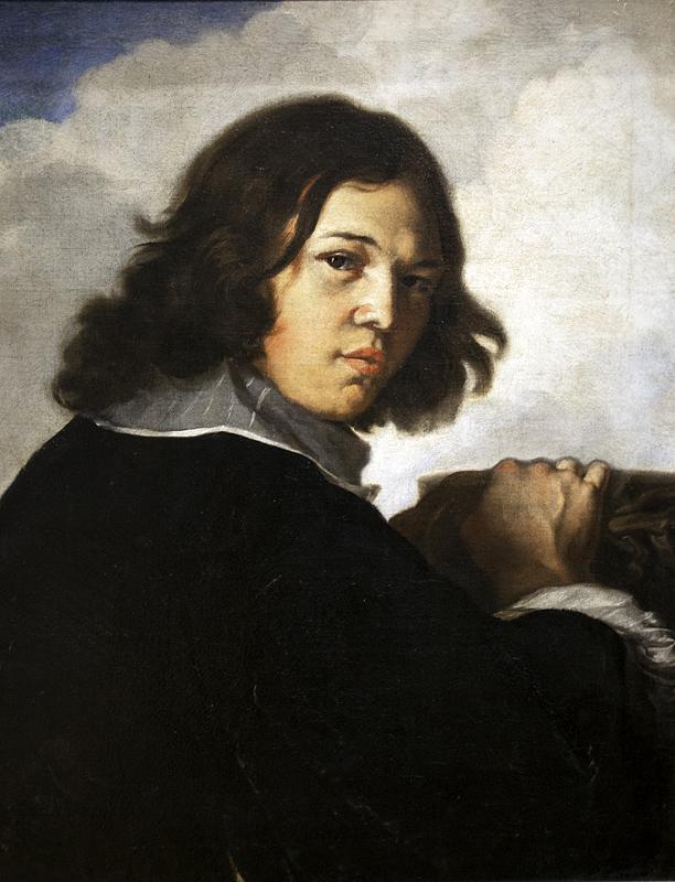 Hessisches Landesmuseum Darmstadt, Matthäus Merian d.J., Bildnis eines jungen Künstlers