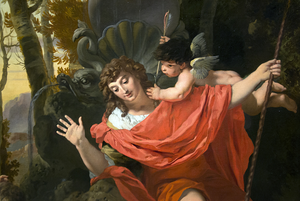 Hessisches Landesmuseum Darmstadt, Gerard de Lairesse, Narcissus