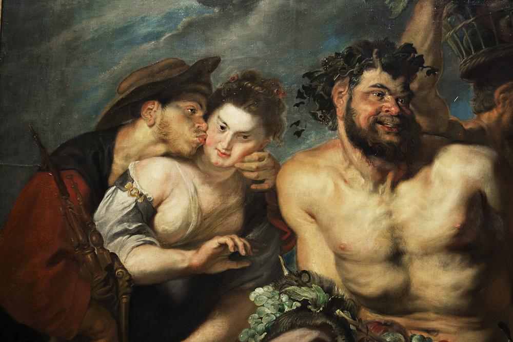 Hessisches Landesmuseum Darmstadt, Peter Paul Rubens, Dianas Heimkehr von der Jagd