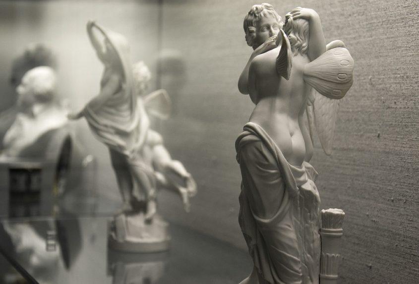 Kunstgewerbemuseum Berlin, Porzellan, Amor und Psyche