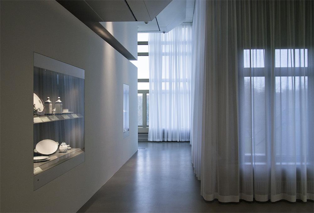 Kunstgewerbemuseum Berlin, Kabinett in der Jugendstil-Abteilung