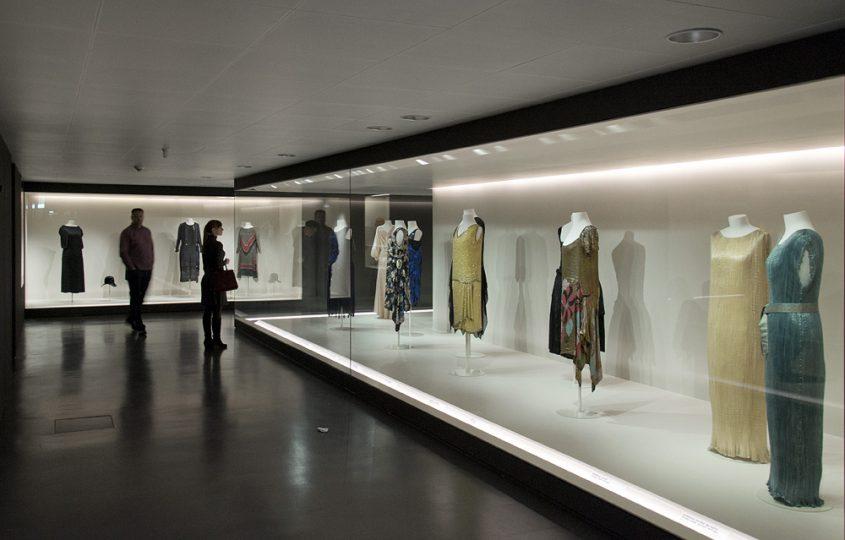 Kunstgewerbemuseum Berlin, Mode, Tanz- und Abendkleider 1920er-Jahre