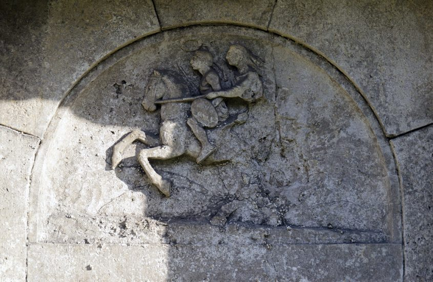Friedhof Berlin Wilmersdorf, Grabstätte Erich Schulz