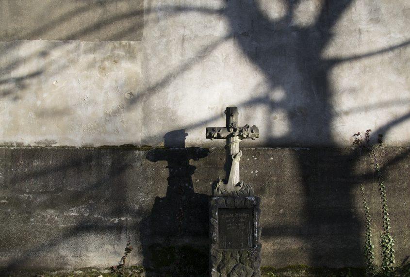 Friedhof Berlin Wilmersdorf, Grabstätte Hulda Günther