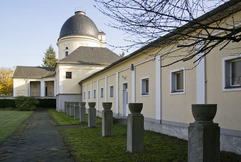 Friedhof Berlin Wilmersdorf, Krematorium