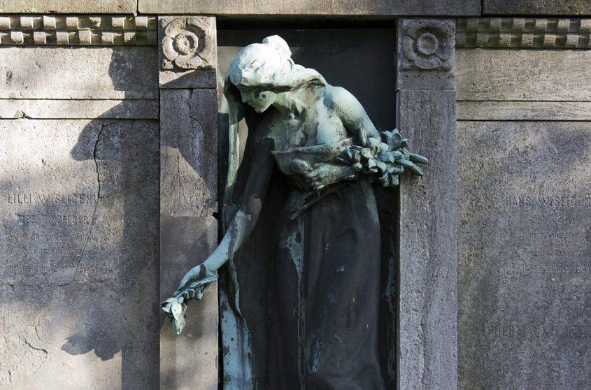 Friedhof Berlin Wilmersdorf, Grabstätte Wislicenus-Finzelberg