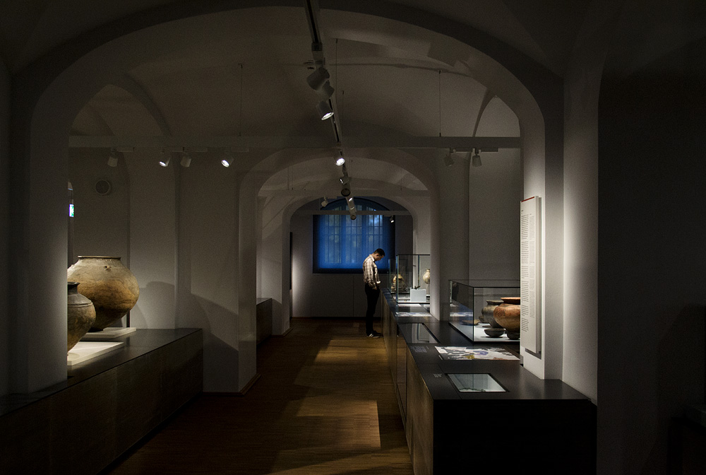 Hessisches Landesmuseum Darmstadt, Vor- und Frühgeschichte