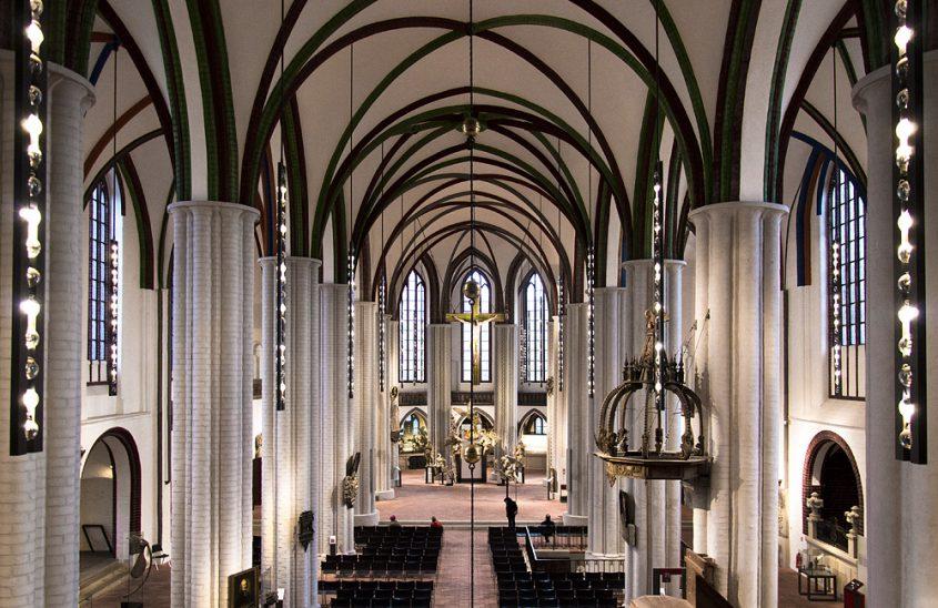 Nikolaikirche Berlin,Kirchenschiff