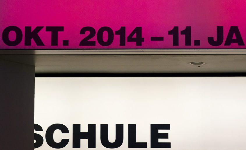 Schirn, Frankfurt, Foyer