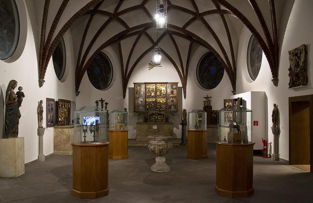 Märkisches Museum Berlin, Kirchlicher Saal