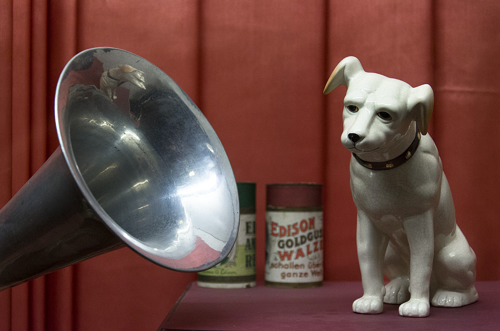 Märkisches Museum Berlin, His Master's Voice