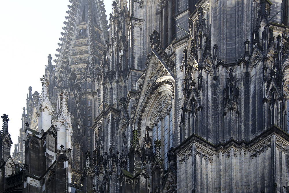 Kölner Dom, Nordseite