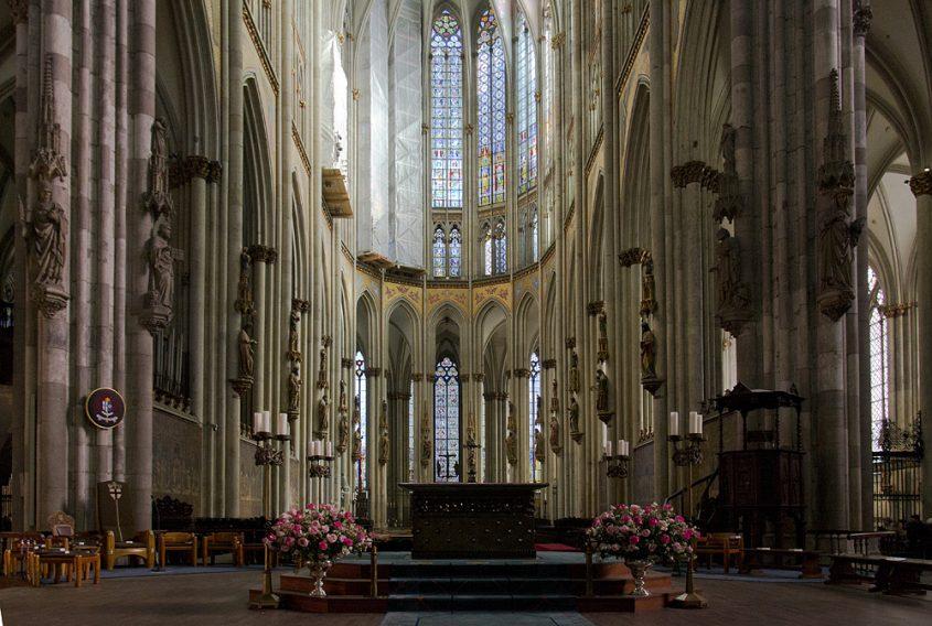 Kölner Dom, Hauptaltar