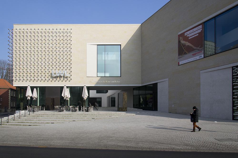 Münster, LWL-Landesmuseum für Kunst und Kultur, Neubau Staab Architekten