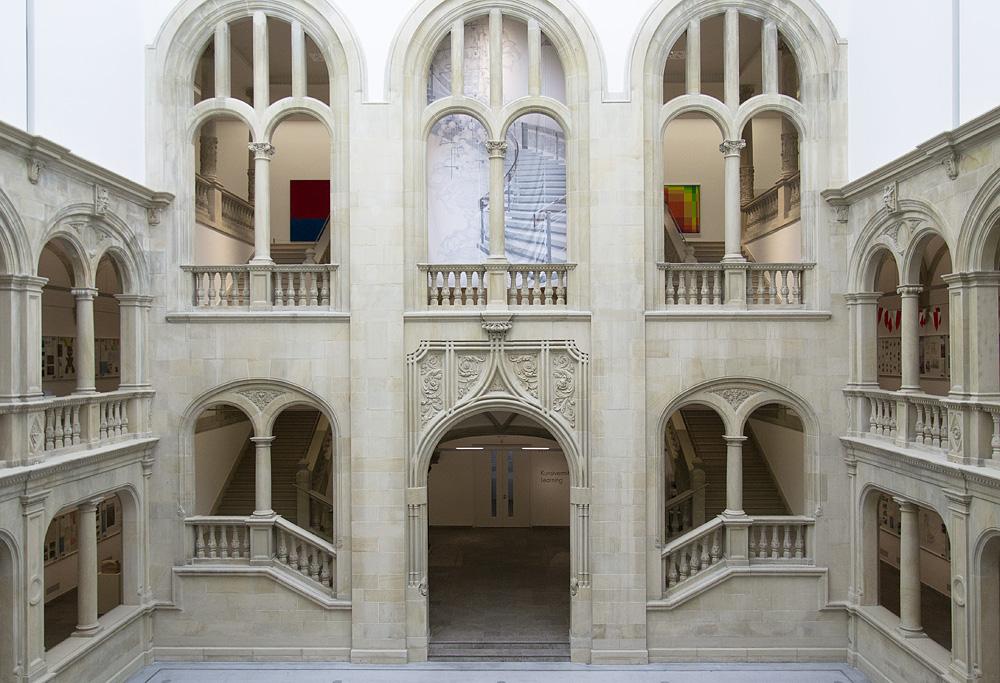 Münster, LWL-Landesmuseum für Kunst und Kultur, Historischer Innenhof