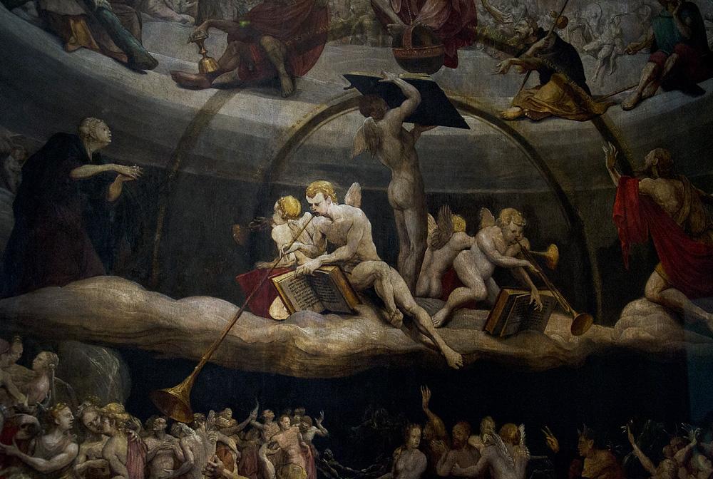 Münster, LWL-Landesmuseum für Kunst und Kultur, Hermann tom Ring, Weltgericht