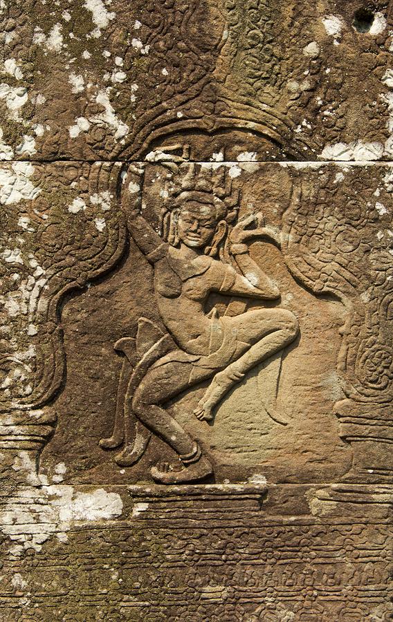 Angkor, Banteay Kdei, Apsara