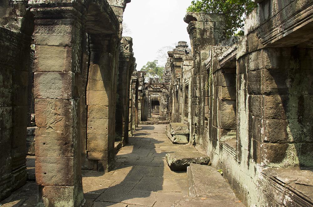 Angkor, Banteay Kdei,