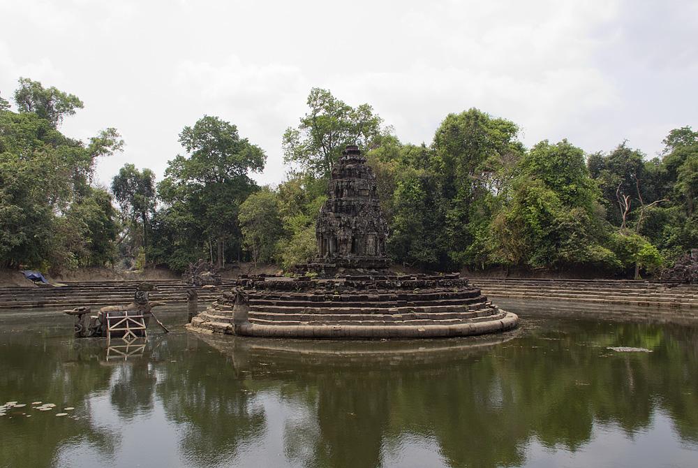 Angkor, Neak Pean