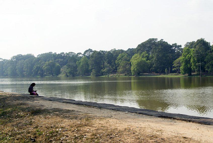 Angkor, Srah Srang
