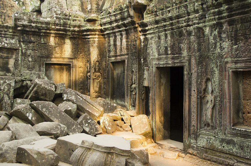 Angkor, Ta Prohm