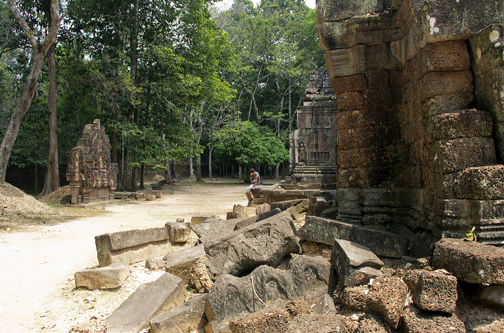 Angkor, Ta Som