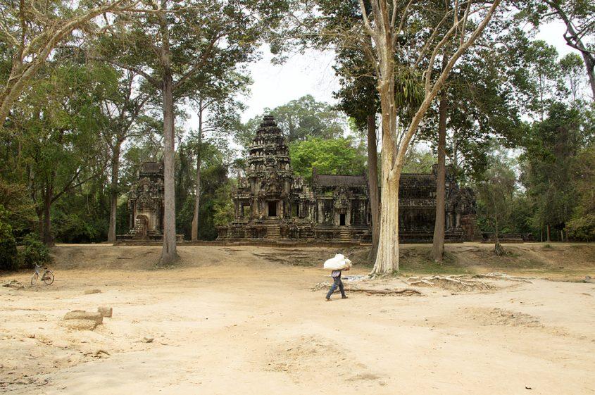 Angkor, Ta Keo