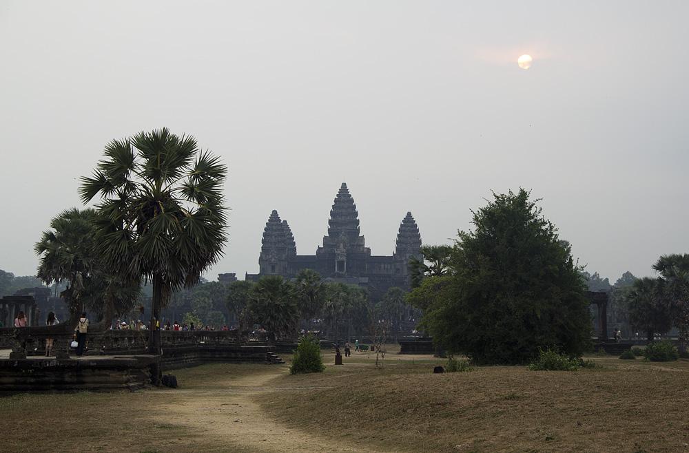 Angkor Wat, Tempel