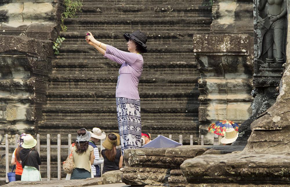 Angkor Wat, Innenhof