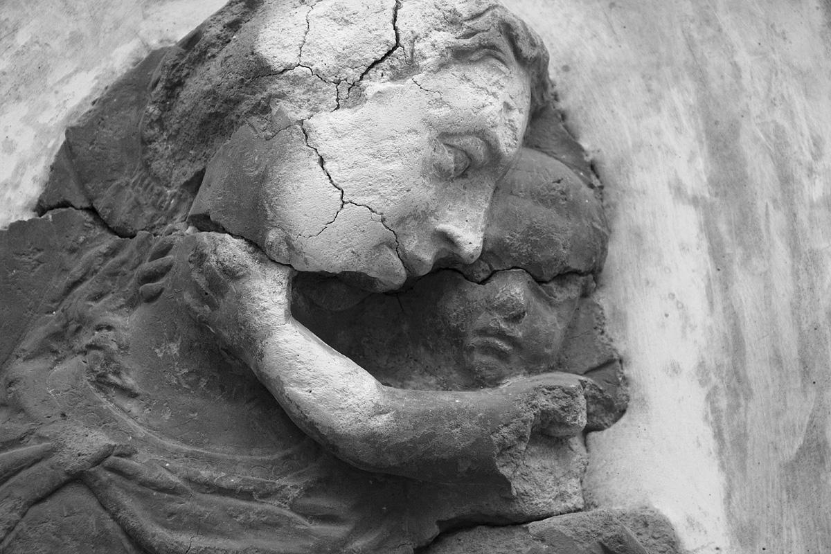 Bode-Museum, Ausstellung Das verschwundene Museum, Nach Donatello, Madonna
