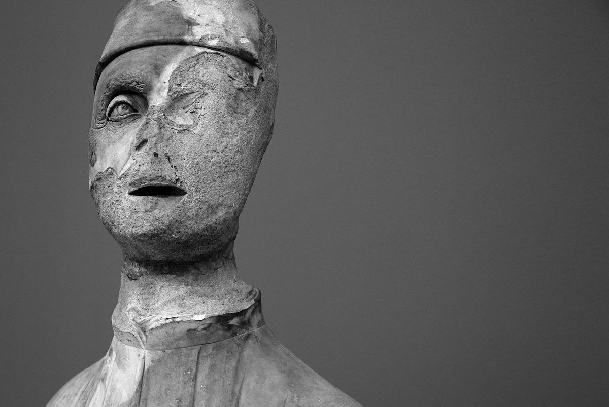 Bode-Museum, Ausstellung Das verschwundene Museum, Antonio Tamagnini, Bildnis des Acellino Salvago