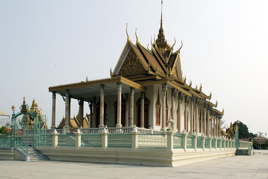 Phnom Penh, Silberpagode