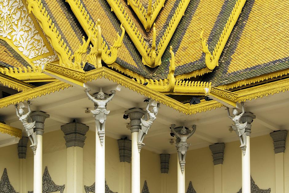 Königspalast, Thronhalle