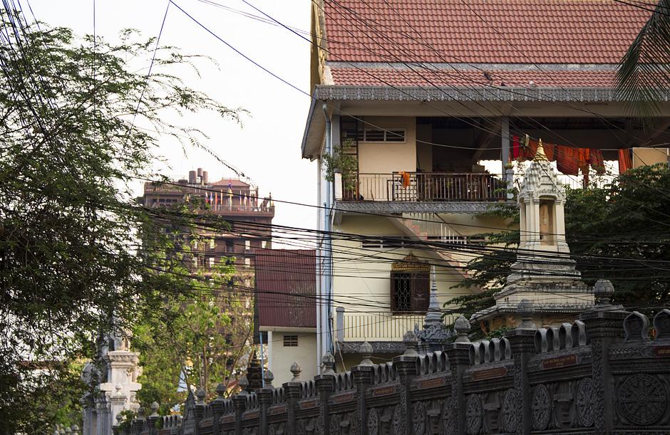 Phnom Penh, Nähe Norodom Blvd