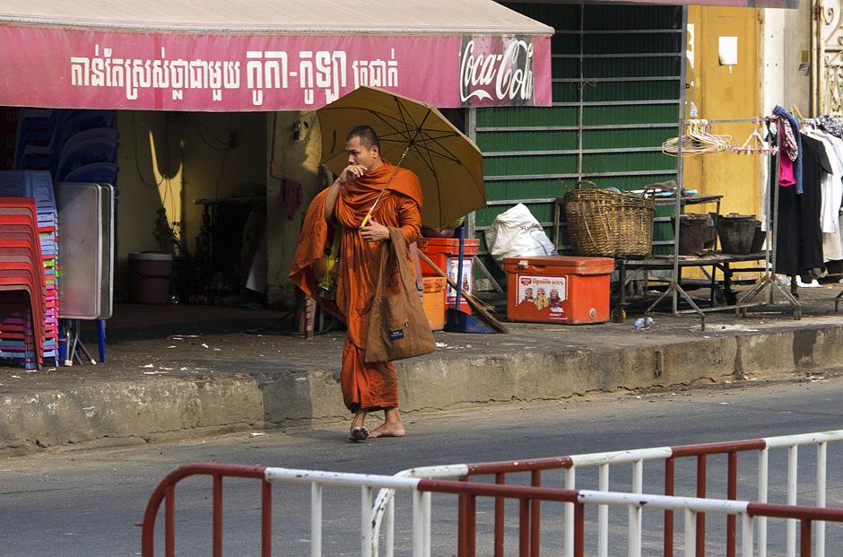 Phnom Penh, Nähe Norodom Blvd.