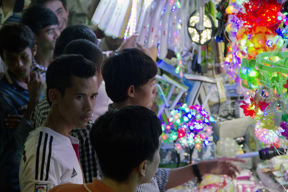 Phnom Penh, Russenmarkt, Phasr Toul Tom Poung