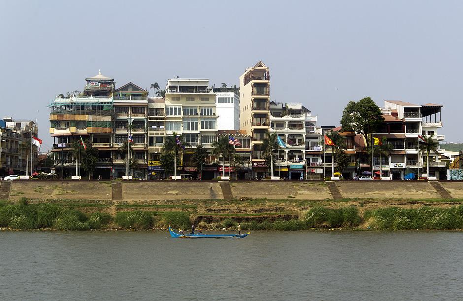 Phnom Penh, Riverfront