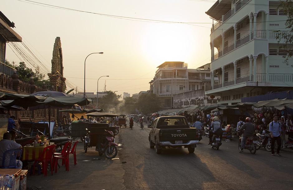 Phnom Penh, 174 street