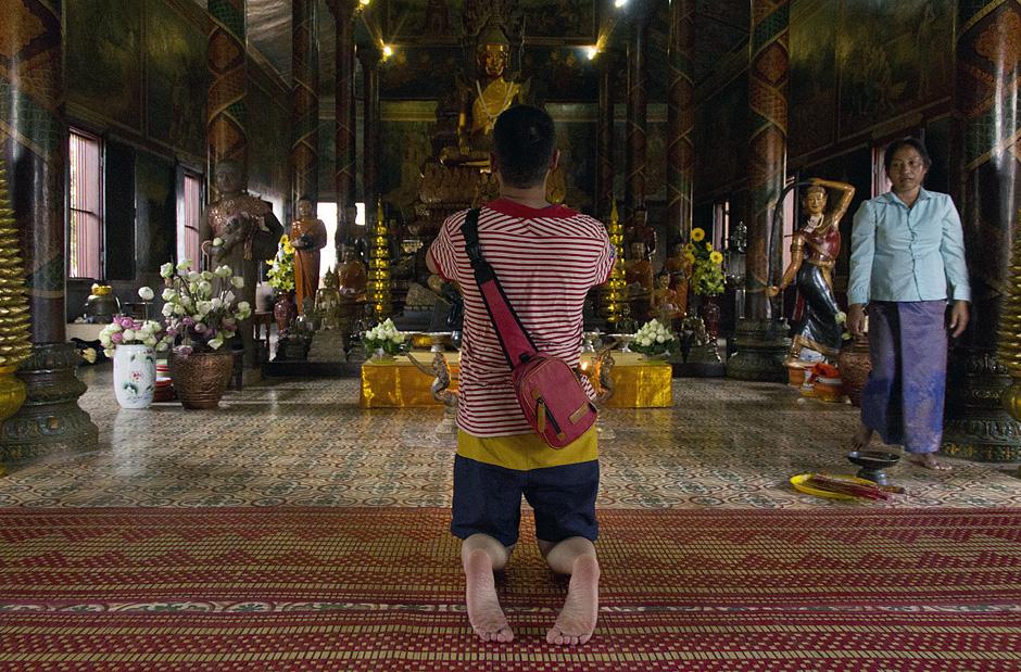 Phnom Penh, Wat Phnom