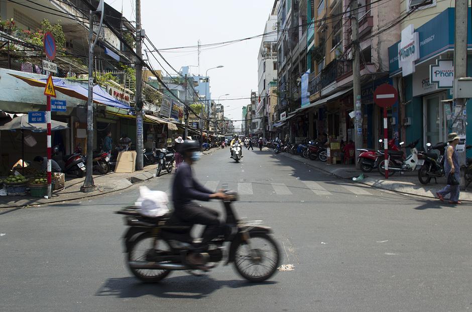 Saigon, Cholon, Chinatown, Nguyễn Trãi