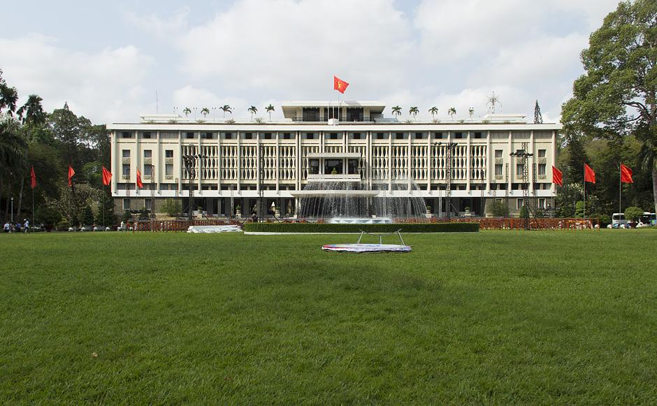 Saigon / Ho-Chi-Minh-Stadt, Unabhängigkeitspalast