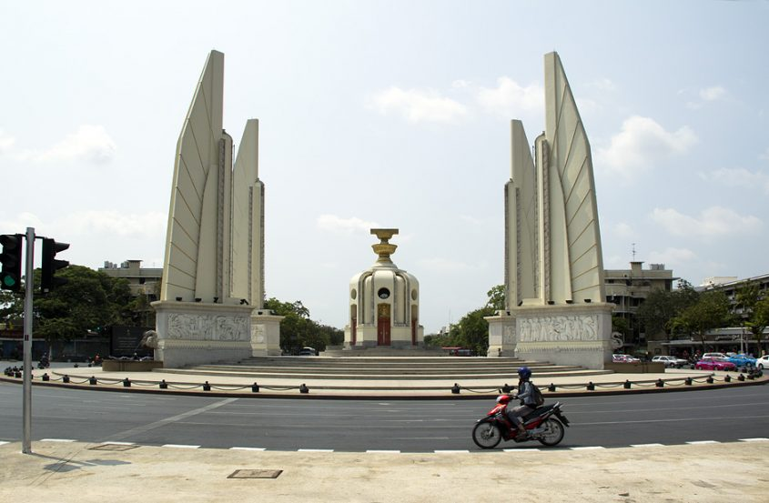 Bangkok, Democracy Monument