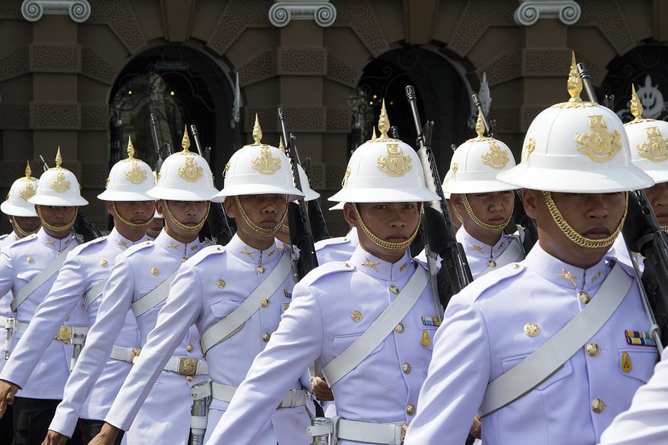 Bangkok, Grand Palace,