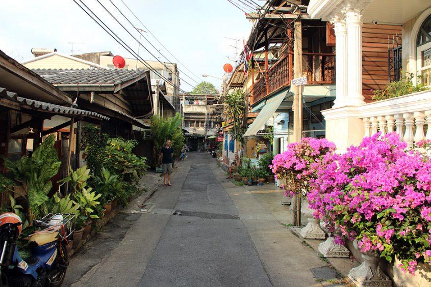 Bangkok, Wat Sam Phraya
