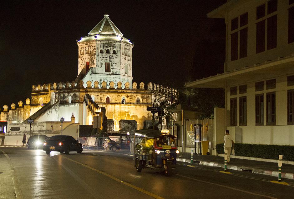 Bangkok, Phra Sumane Fortress