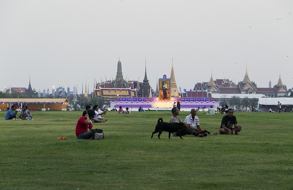 Bangkok, Sanam Luang