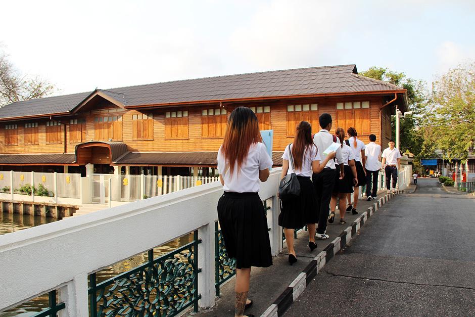 Bangkok, Soi Lamphu, Klong Banglamphoo