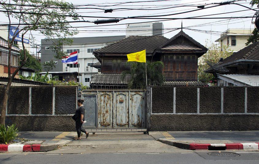 Bangkok, Thanon Dinso