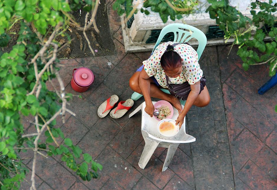 Bangkok, Nähe Thanon Pin Klao